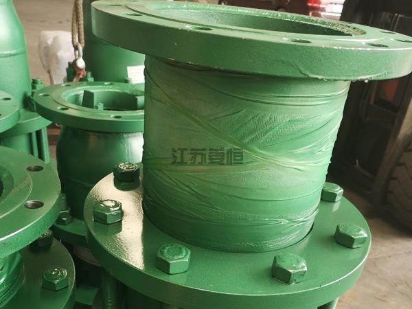 旋转式专用金属补偿器