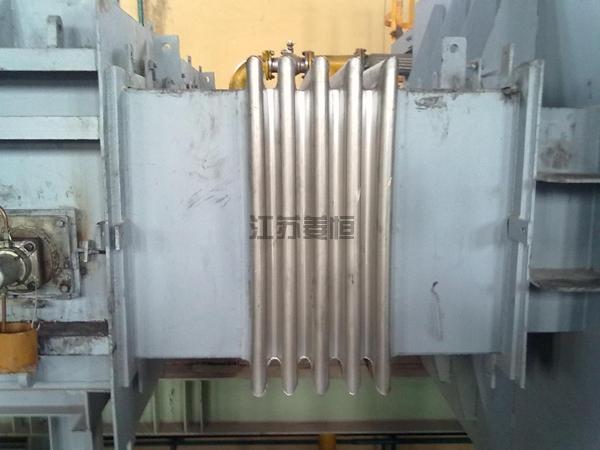 电厂烟风道高温专用补偿器
