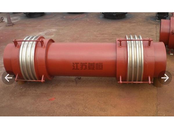 电厂煤粉道专用金属补偿器